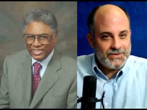 Mark Levin interviews Thomas Sowell