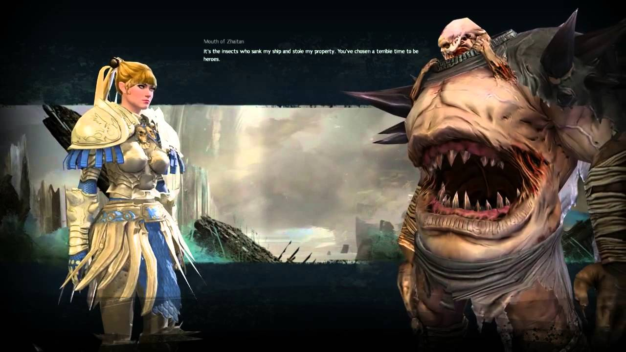 how to change you world in guild wars 2