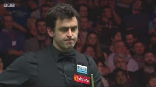 Ronnie O'Sulivan - Snooker Larceny - Masters 2016 #Snooker