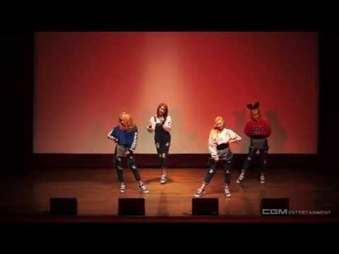 신인걸그룹 아는동생[ANDS] - 첫 미니콘서트 영상 FULL ver.