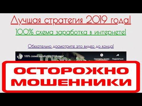 Лучшая стратегия 2019 года и Михаил Прохоров ОБМАН? Честный отзыв