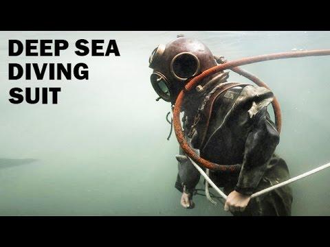Deep Sea Diving Suit | US Navy Training Film | 1963