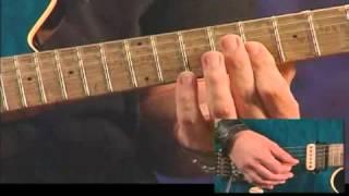 Jimi Hendrix Guitar Lick in C Minor