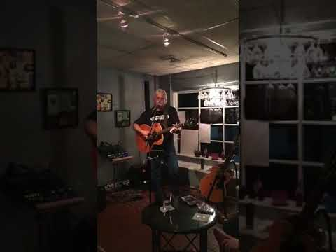 Edward Sparks Fire and Rain MD Wine Bar August 2017