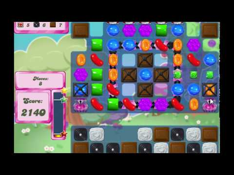 Candy Crush Saga Level 2672 NO BOOSTERS (new version)