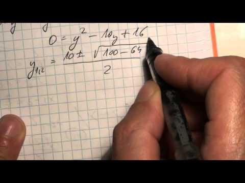 11. o.  Exponenciális egyenletek II. típusa