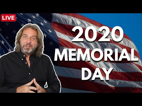 🔴 2020 Memorial Day | Coffee With Markus – Episode 45