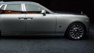 Rolls-Royce unveils new Phantom thumbnail