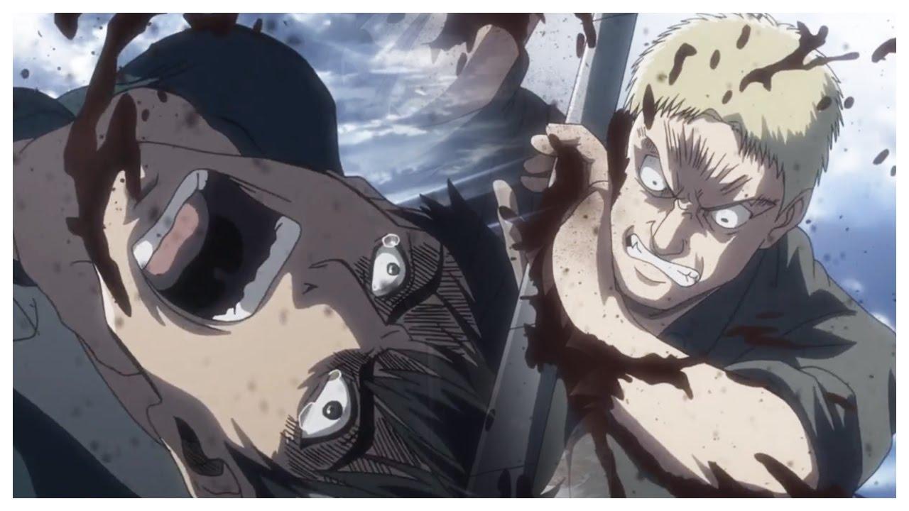 attack on titan season 2 episode 9