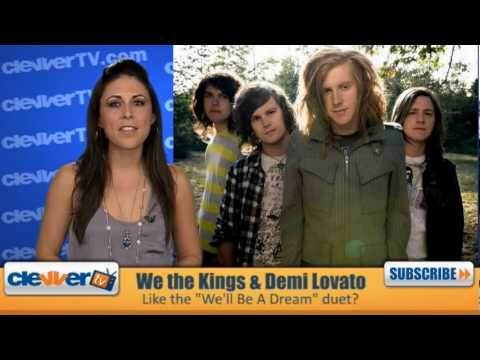 We the Kings & Demi Lovato Duet