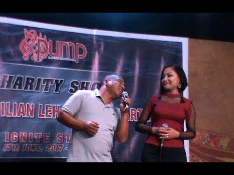 Sangtei Renza & Adama - Stumblin in @PUMP Charity Show 2017 (Live Cover) HD