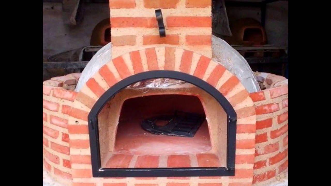 C mo montar un horno de le a en casa paso a paso por hornos de le a baratos youtube - Ver hornos de lena ...