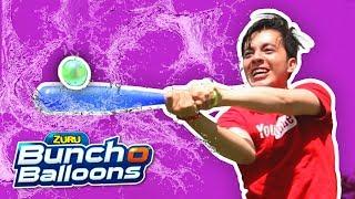 ¡EXPLOTAMOS 300 GLOBOS con AGUA en 30 SEGUNDOS! | BUNCH O BALLOONS CHALLENGE | SKabeche