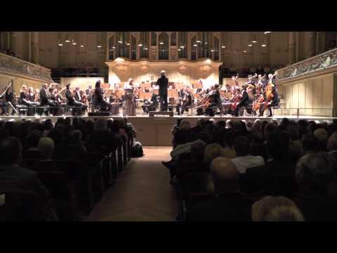 Maria Solozobova, 23. April 2013, live in der Tonhalle Zürich, Tschaikowski Violinkonzert Op.35