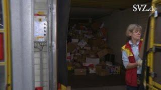 Nachtschicht: Paketzentrum Neustrelitz