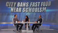 Should U.S. Ban Fast Food near Schools?