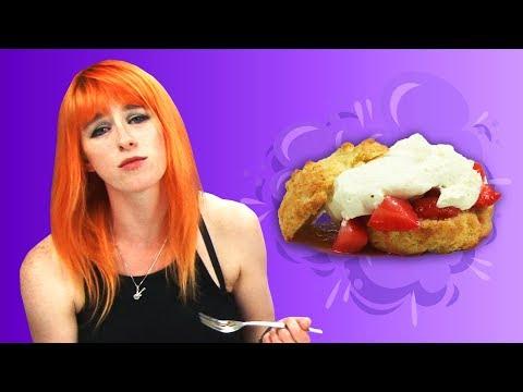 Irish People Taste Test Southern Desserts