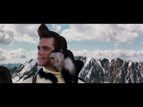 Jim Carrey Funny Scenes -Ace Ventura 2 (When Nature Calls)