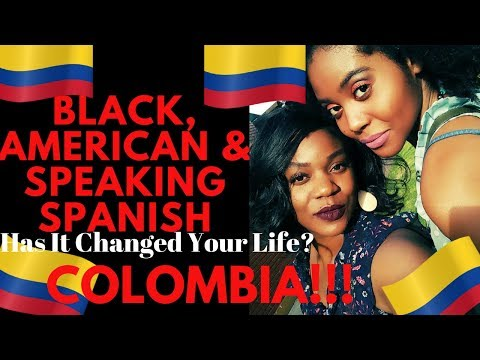 COLOMBIA TRAVEL: HOW HAS LEARNING SPANISH CHANGED YOUR LIFE? | Ambie Gonzalez TV | Chanelle Adams