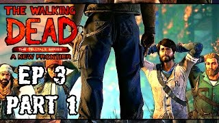 | LEADERS OF THE PACK | THE WALKING DEAD Season 3 Ep 3 Part 1, A NEW FRONTIER