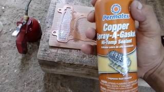 Lem Gasket Tembaga Model Spray