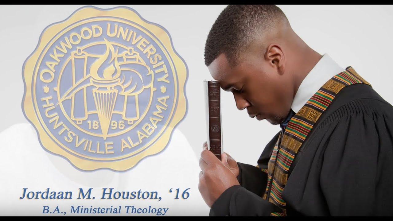 My Oakwood Story 2016 - Jordan Houston