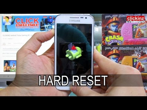 Samsung Galaxy Core Prime G360F G361F BT FACTORY HARD RESET ANDROID FORMATEAR PASSWORD QUITAR PATRON