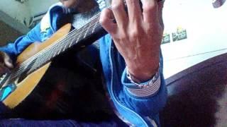 Hoa sữa- guitar Hồng Đăng