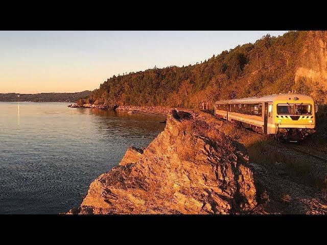 Les Grands Projets Québécois - Le Train de Charlevoix