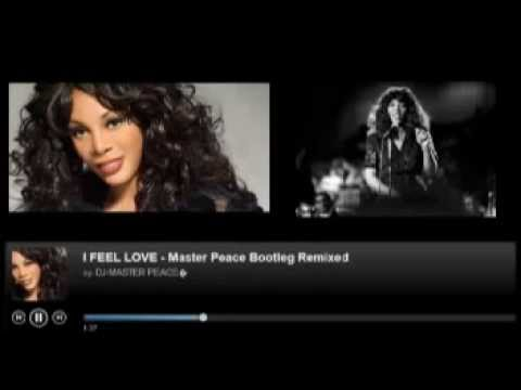 DONNA SUMMER  - I FEEL LOVE - Popular Club Bootleg (long Mix)