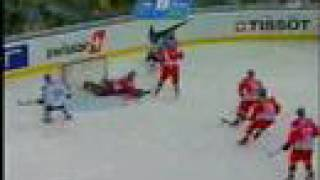 FIN-CZE Suomi-Tsekki 2001 World Championship final