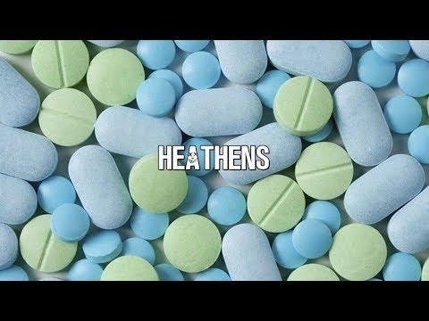 HEATHENS - TWENTY ONE PILOTS (Lyric Video)