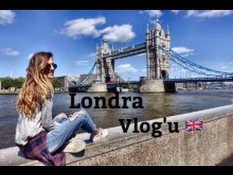 Londra Vlog'u