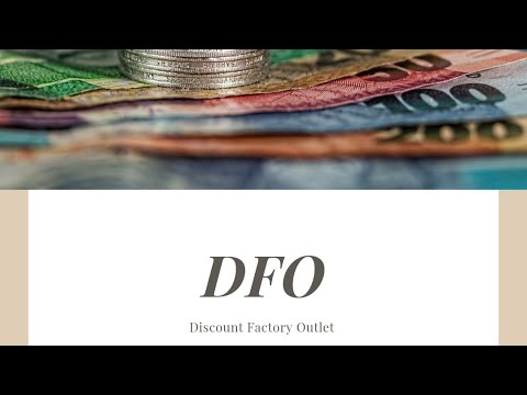 DFO (Discount Factory Outlet)
