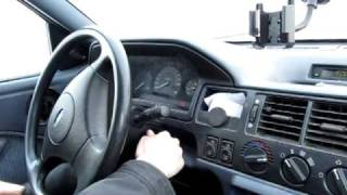 Ford Escort 1.4 CVH Cold Start trouble