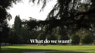 """We Want More"" Campaign for Scripps College - Behind the Scenes"