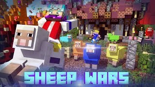 Sheep Wars - Minecraft MiniGame Trailer [ Minecraft Animation ]