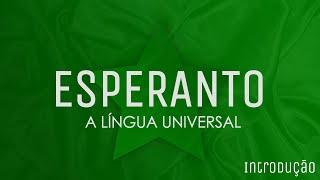 Aulas de Esperanto - o que é o Esperanto?
