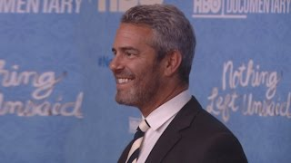 EXCLUSIVE: Andy Cohen Will Reveal His New Relationship in His Book, and Make Some Enemies!