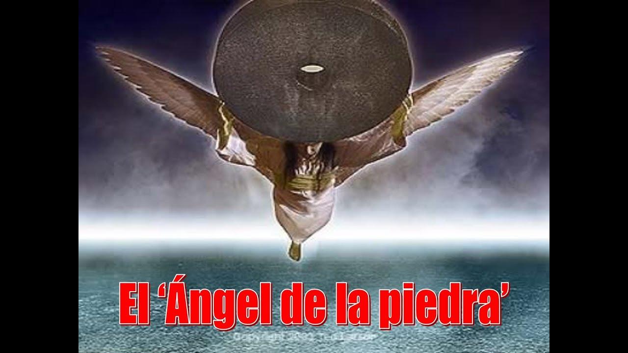 El primer antecedente del Ángel de la piedra