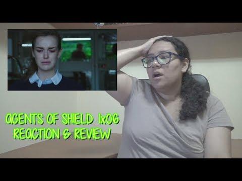 "Marvel's Agents of SHIELD 1x06 REACTION & REVIEW ""FZZT"" S01E06 | JuliDG"