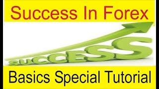 Definition of success in Forex Trading | Special Tutorial For Beginners In Urdu Hindi By Tani Forex