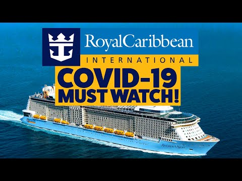 Royal Caribbean DURING THE PANDEMIC - YOU NEED TO WATCH THIS!!