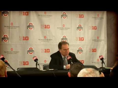 Tom Izzo discusses MSU