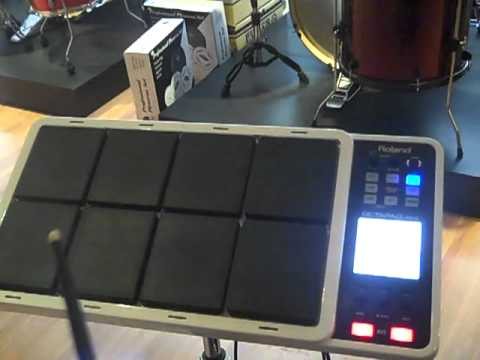 SPD-30 Octapad Roland / The Music Store PR