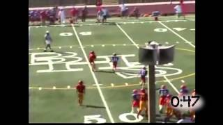 Kids Pulling Off Great Trick Football Plays
