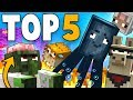Top 5 Dumbest Mobs In Minecraft