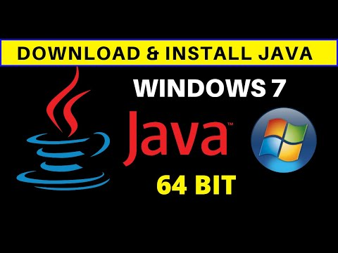 How To Download & Install Java JDK 14 On Windows 7 64 Bit