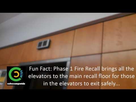 Otis Series 1 Elevators in Phase 1 Fire Recall