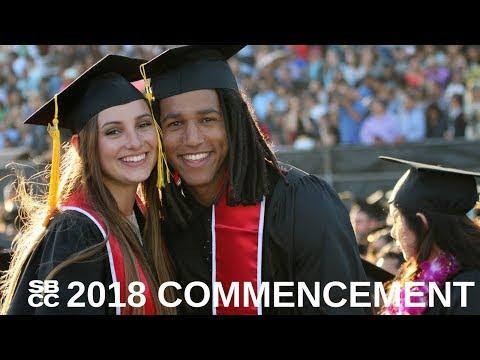 Santa Barbara City College Commencement 2018